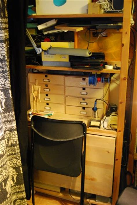 gurublog hidden workbench   shelf