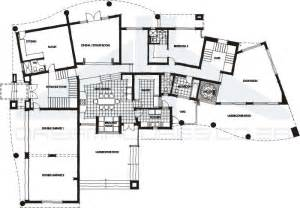 contemporary house plans - Contemporary House Floor Plans