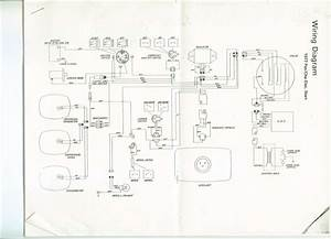 1989 Arctic Cat Cougar 500 Wiring Diagrams