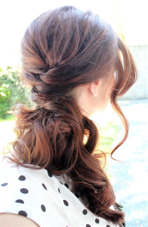 stunning side swept hairstyles for weddings contemporary styles ideas 2018 sperr us