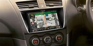 2017 Mazda BT-50: Alpine infotainment and navigation added ...  2017