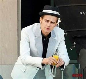 Hayden Christensen suit in Takers as A.J | Hayden ...