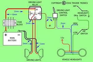2006 Hilux Spotlight Wiring Diagram
