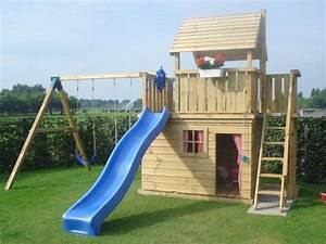 spielturm balkon gross spielhaus playhouse garden With französischer balkon mit spielhaus garten holz selber bauen