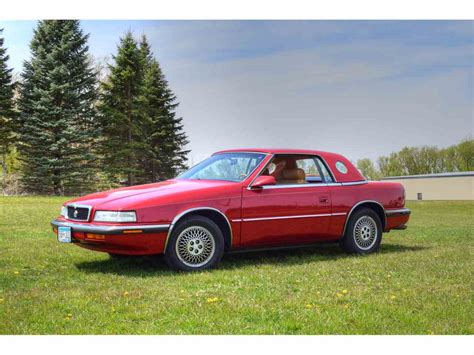 1990 Chrysler TC by Maserati for Sale | ClassicCars.com ...