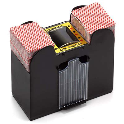 Aug 16, 2021 · after you've added the applicable items to your cart, proceed to checkout. Top 10 Best Automatic Card Shufflers in 2020 Reviews - TOP6PRO