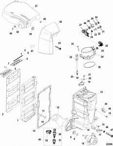 Marine Parts Plus Mercury Serial 250 Dfi 3 0l 803485008