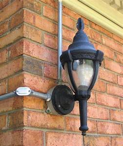 James Dulley  Outdoor Security Lighting
