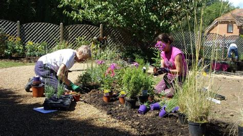 lottery funds dementia care home gardens news