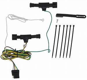 Custom Fit Vehicle Wiring By Curt For 1993 Bronco