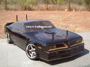 1978 Pontiac Firebird Custom Painted RC Touring Car / RC ...