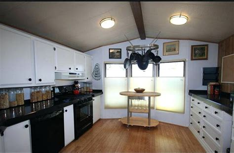 Manufactured Home Kitchen Remodel Ideas 7 Best Mobile Home Kitchen Ideas Images On Pinterest See More Ideas About Kitchen Remodel Kitchen Design Kitchen Remodel Small Kata Mutiara