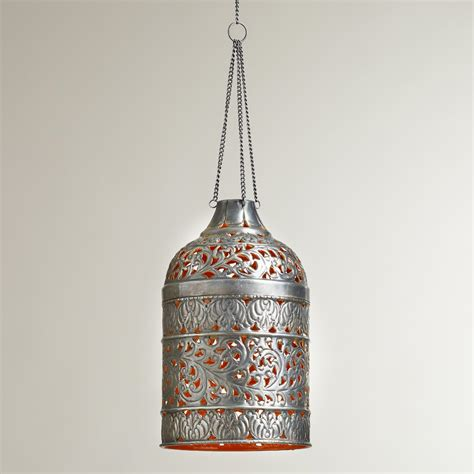 cloche punched pendant l world market