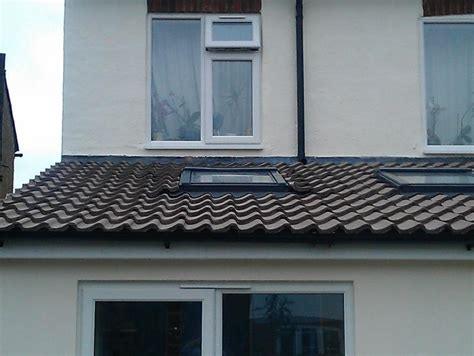 untidy extension roof appearance diynot forums