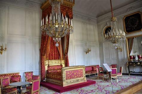 chambre de louis xiv le grand trianon à versailles