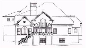 House Plans And Elevation Drawings  See Description