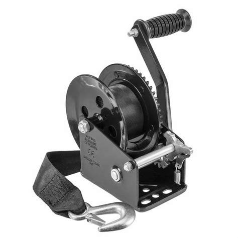 Boat Winch West Marine by West Marine 1800 Lb Manual Trailer Winch With