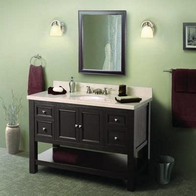 guest bathroom foremost international gazette 48 inch