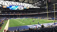 Lions game 12-31-2017 - YouTube