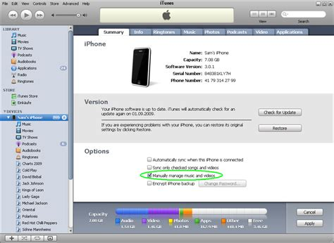 how to manage apps on iphone how to quot manually manage and quot in itunes