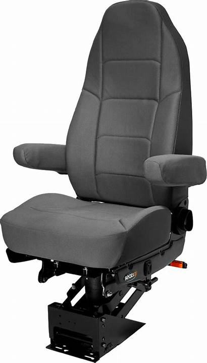 Heritage Seats Inc Seat Hb Sync Gry