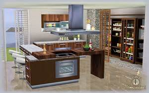 my sims 3 form function kitchen pantry and clutter set by simcredible designs