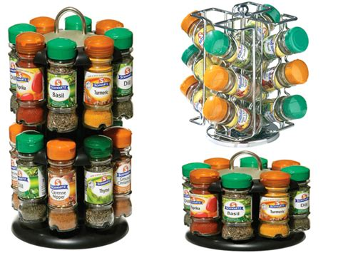 Schwarz Spice Rack by Brand New 8 12 16 Bottle Schwartz Spice Storage Canisters