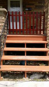 Peekaboo  U2014 I Don U2019t See You   Porch Steps Reveal
