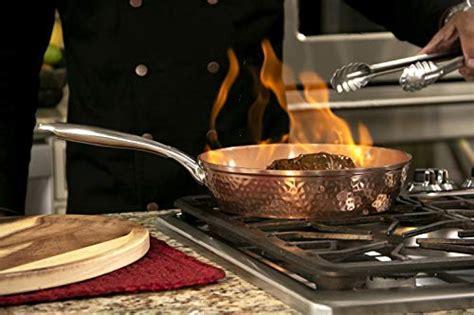 gotham steel premium hammered cookware  piece ceramic
