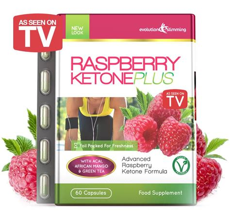 Raspberry Ketone Plus - Weight Loss Supplement as Seen on