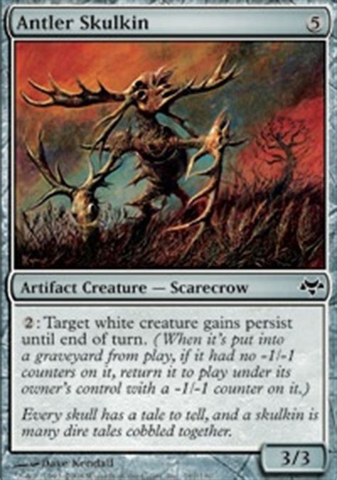 Mtg Scarecrow Deck Edh by Don T Fear The Reaper Commander Edh Mtg Deck