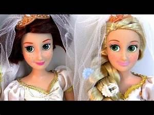 babysitter advertisement classic disney princess rapunzel wedding doll tangled ever