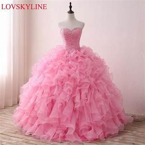online get cheap hot pink wedding dress aliexpresscom With cheap pink wedding dresses