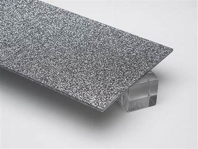 Acrylic Glitter Sheet Plexiglass Project