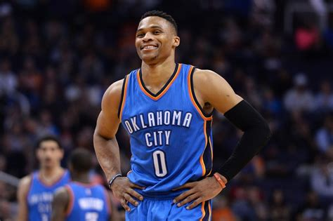 Russell Westbrook 2016 17 Fantasy Basketball