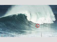 Surf ¡Llegan las olas gigantes a Nazaré! AScom