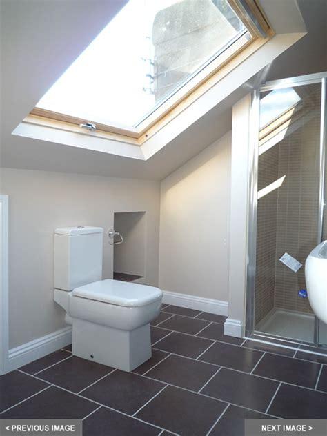 loft bathroom ideas loft en suite nice open feeling with the velux window mex house pinterest lofts window