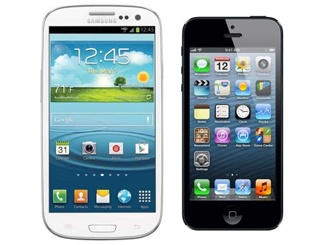 iphone or samsung iclarified apple news samsung to attack iphone 5 with