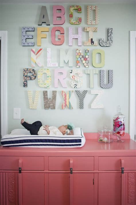ideas  alphabet nursery  pinterest abc