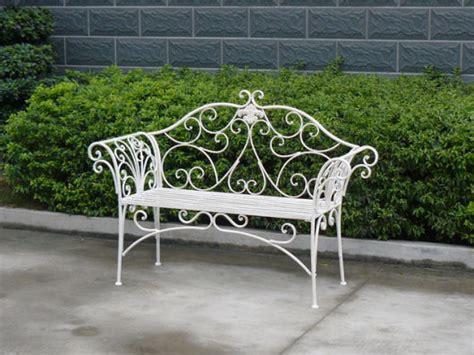 Wrought Iron Garden Benches by Bancos De Jardim 54 Modelos E Dicas Para Escolher