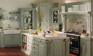 french country kitchen decor decor around the world With kitchen colors with white cabinets with unusual candle holders