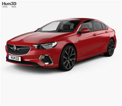 Opel Cars Models by Opel Insignia Gsi 2017 3d Model Vehicles On Hum3d