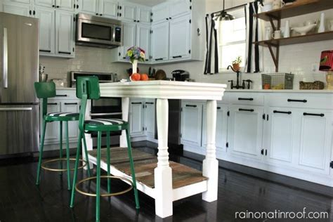 kitchen island ontario remodelaholic 1960 s ranch kitchen renovation with 1964
