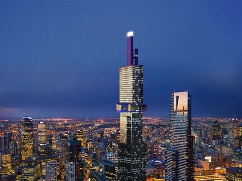 melbourne plans tallest building in southern hemisphere