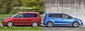 Vw Touran Benziner : vergleich 2010 vs 2015 vw touran autofilou ~ Jslefanu.com Haus und Dekorationen