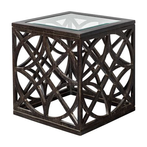 Uttermost Entry Tables by Uttermost Janeva Ash Accent Table
