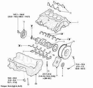 Kia Soul  Components - Cylinder Block