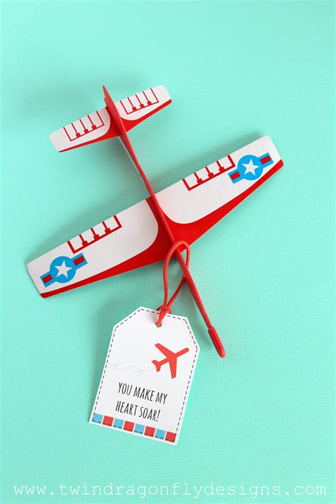 airplane valentines   printable dragonfly designs