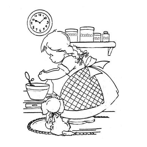 dessins cuisine 9 dessins de coloriage cuisinier a imprimer gratuit à imprimer