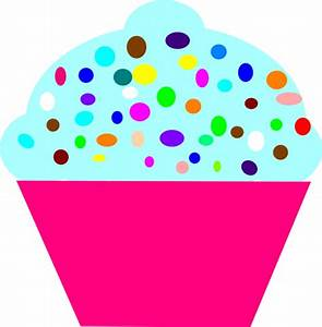 Cupcake Pink Clip Art at Clker.com - vector clip art ...